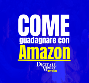 come guadagnare con amazon